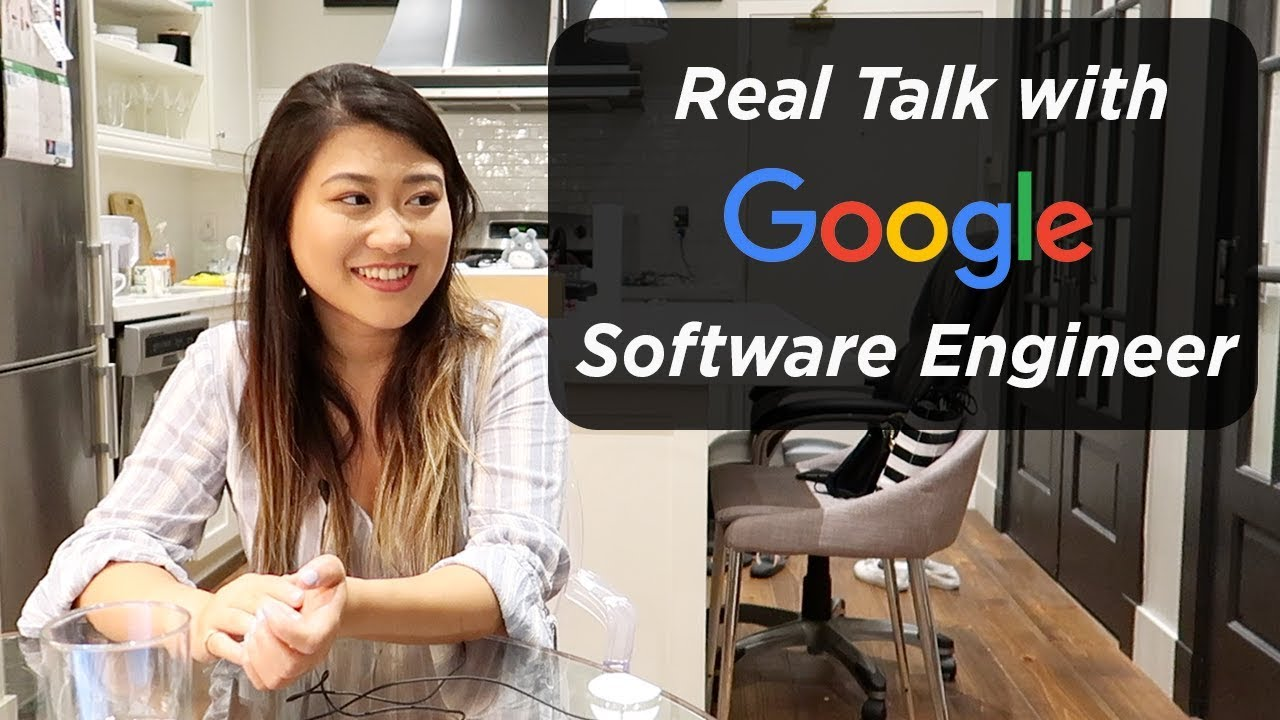 Real Talk With Google Software Engineer Youtube