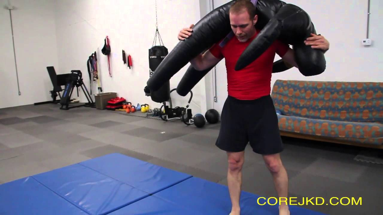 Cardio Strength Exercises For Fighting - Core JKD