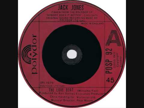 "Jack Jones - The Love Boat (Dj ""S"" Bootleg Extended Dance Re-Mix)"