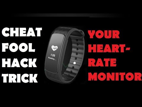 Cheat, Fool, Hack, Trick your Heart Rate Monitor! (up to 150bpm MVPA)