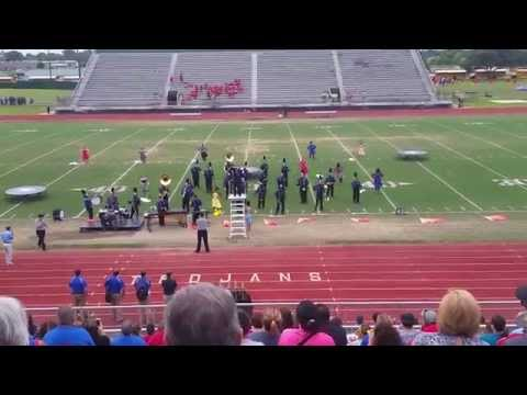 Port allen High School marching band 9/26/15