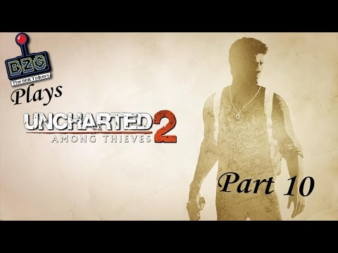 "BzG Plays Uncharted 2: Among Thieves - ""Frankie Muniz"" - Part 10"