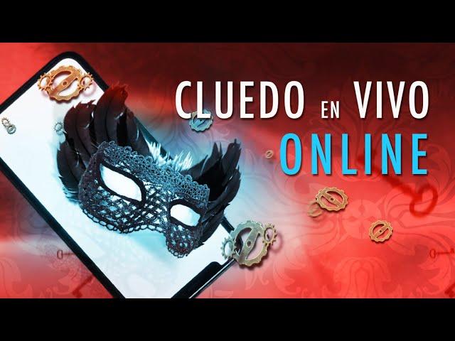 Cluedo En Vivo Online Disfruta Del Misterio Desde Casa Youtube