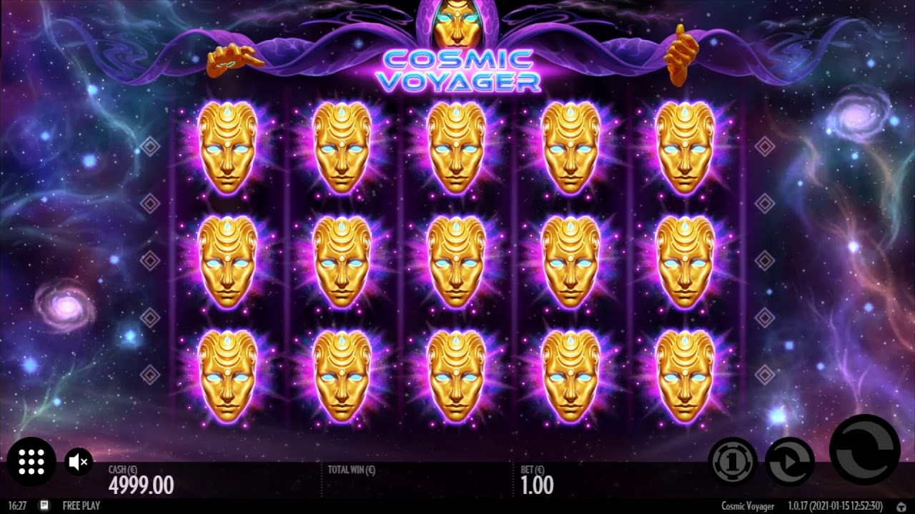 Cosmic Voyager Slot Play Free ▷ RTP 96.1% & High Volatility video preview