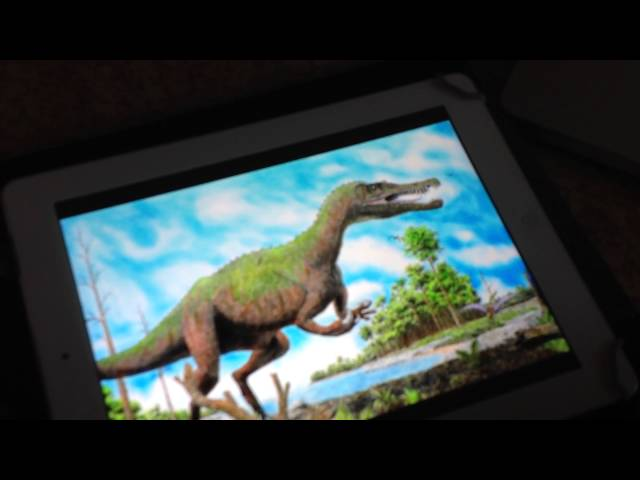 Baryonyx sound pack 1 roars