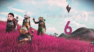 No Man's Sky Multiplayer with The Show and Justin - E06