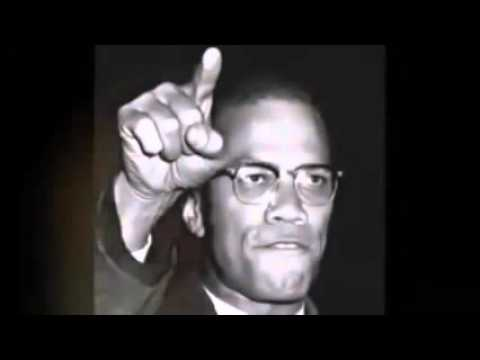 malcom x short speech