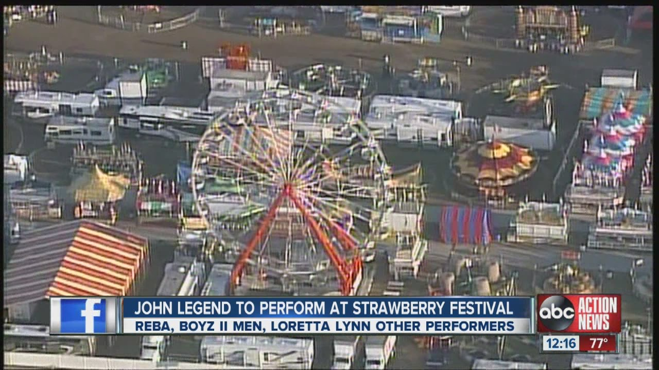 Image Gallery Strawberry Festival 2015