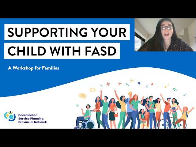 FASD Workshop - Western Region