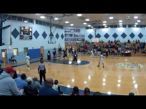 Renfroe Middle School vs Miller Grove Middle School Boys Q3 PLAYOFF 2018 0207 190109 008
