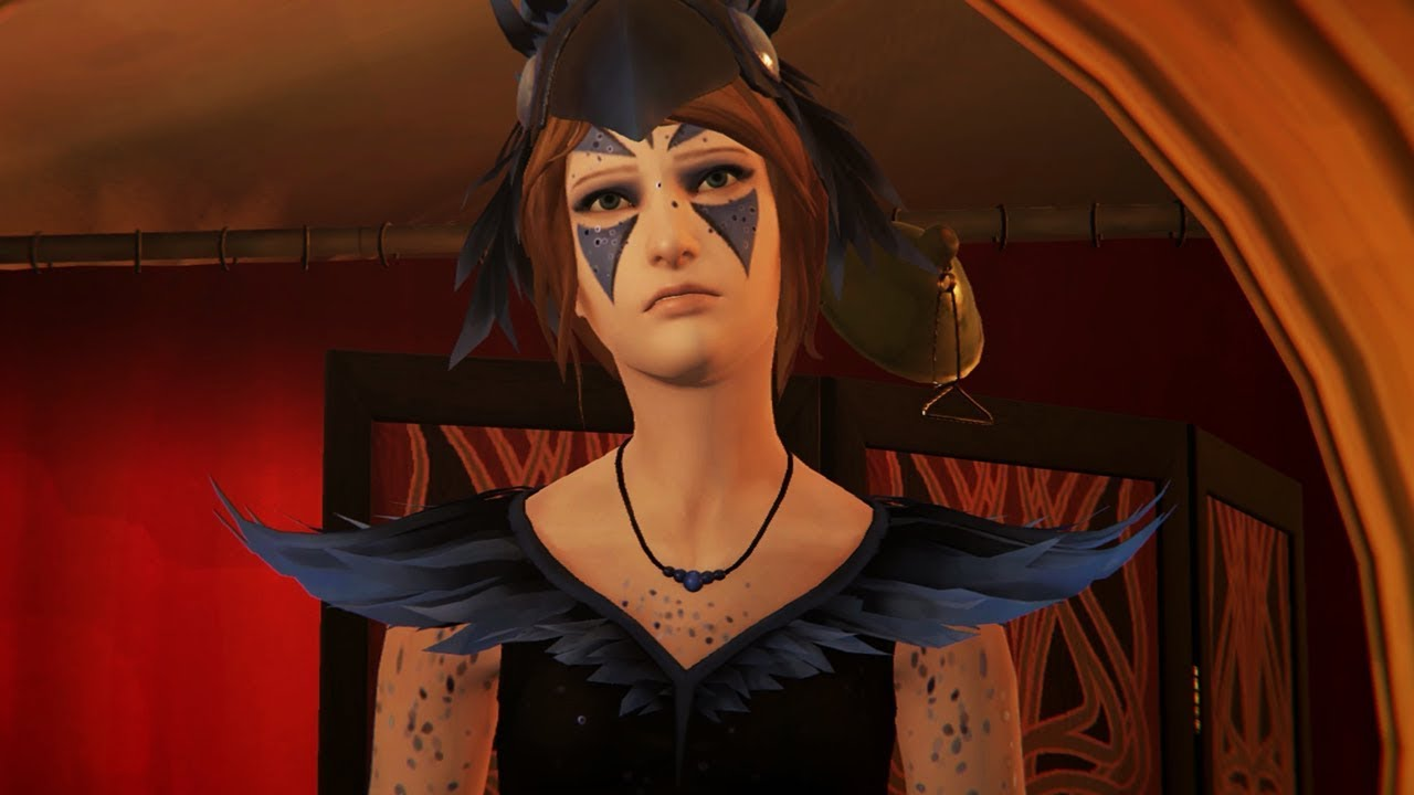 Life Is Strange Before The Storm Episode 2 - Theater Scene ...