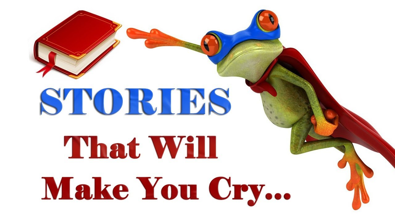 A Short Story about a Frog 🐸 with a Powerful Lesson from the Series Moral Stories