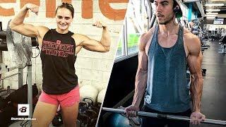 Crossfitter vs Bodybuilder Arm Workout | Pro 'n Bro