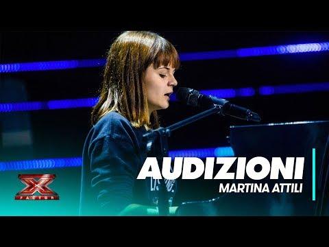 Martina Attili e la sua 'Cherofobia' | Audizioni 1