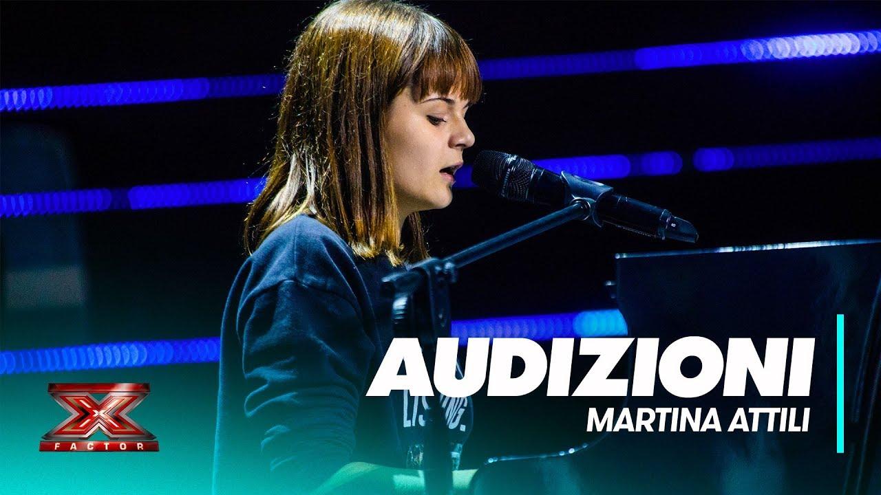 Martina Attili E La Sua Cherofobia Audizioni 1 Youtube