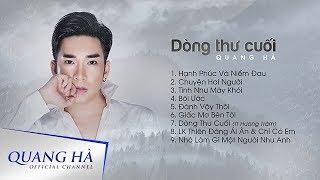 Album Dòng Thư Cuối - Quang Hà
