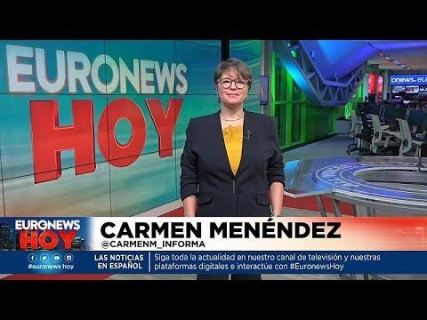 EURONEWS HOY   Las noticias del lunes 2 de agosto de 2021