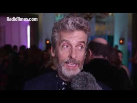 Doctor Who - Peter Capaldi Gives His Verdict On The New Showrunner Chris Chibnall