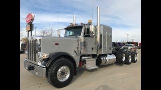 2018 Peterbilt 389 4 axle Heavy Haul.