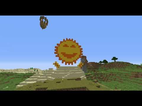 sun with face (check description)