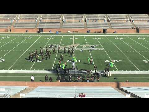 Sharpstown High School Band UIL Marching Competition Show @ Katy
