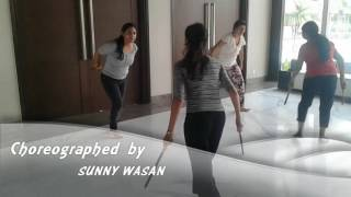 hey naam re sabse bada tera naam group dance practice