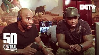 Charlamagne's 'Donkey Of the Day'-ish PRANK Goes Too Far   50 Central