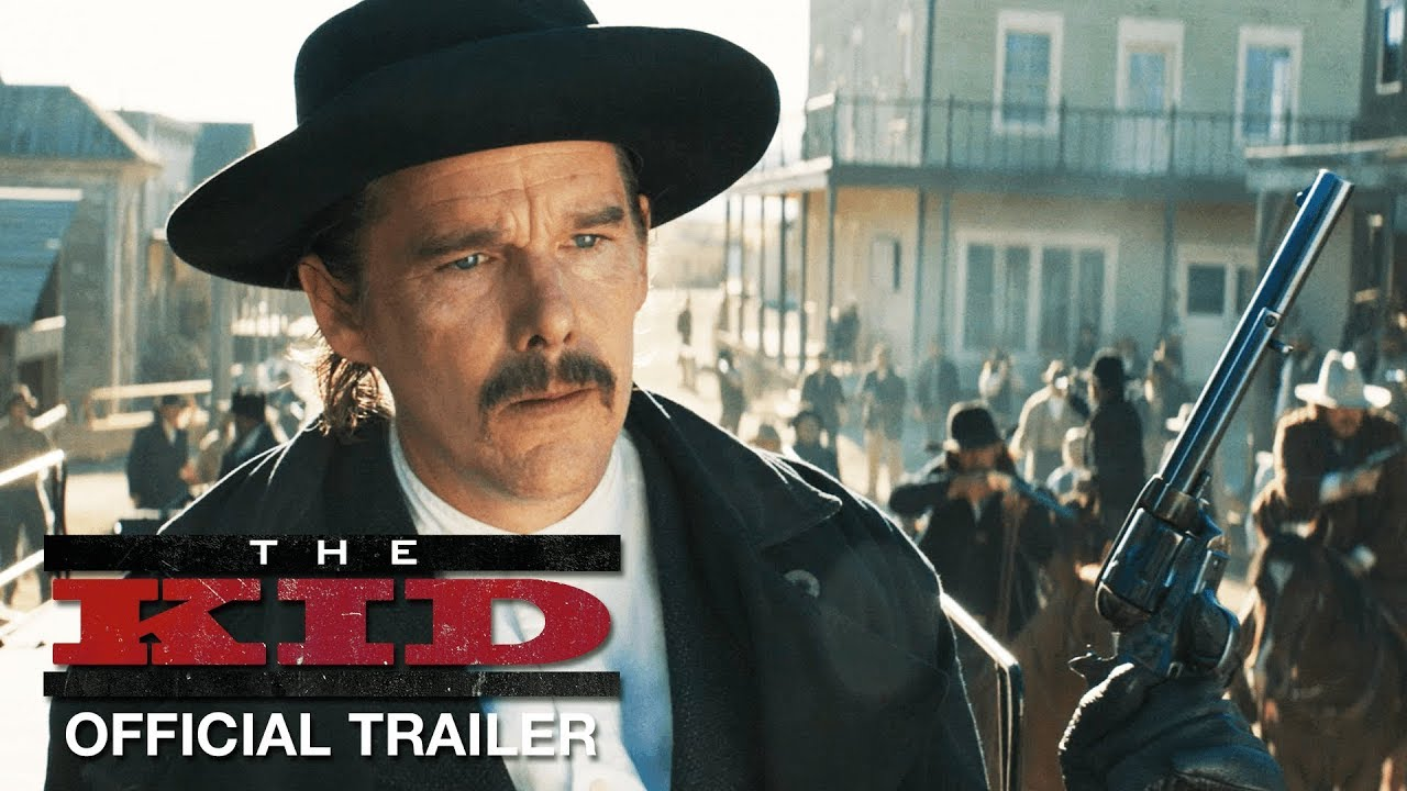 Image result for the kid 2019 by ethan hawke