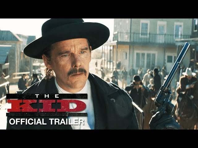 The Kid (2019 Movie) Official Trailer - Ethan Hawke, Dane DeHaan, Jake Schur