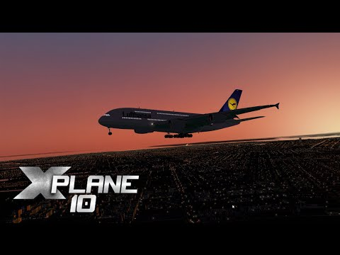 NEW! X-Plane 10.40 Update FIRST LOOK - ATC Frequencies, New Movie Recording