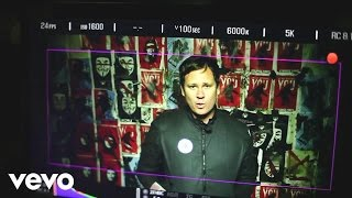 Angels & Airwaves - Surrender (Making The Video)