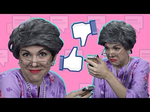 Abuela Reads Your Comments | mitú