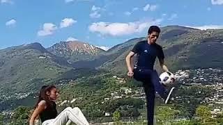 Soccer skiils Ali