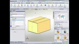 Sustainable Design in SolidWorks Sustainability Demo
