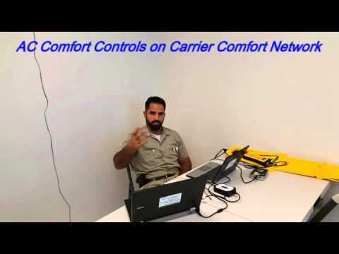 CCN |Carrier Comfort Network| Services