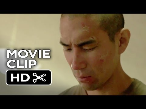 Afflicted Movie CLIP - Wall Punch (2014) - Found Footage Thriller HD