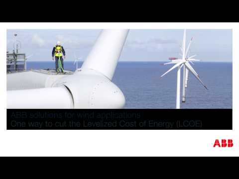 ABB solutions for wind generation