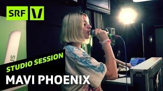Mavi Phoenix «Bite» - Live bei SRF Virus