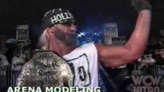 WCW Nitro - Video Dos Creditos