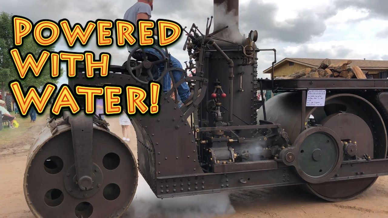 Water Powered TRACTORS