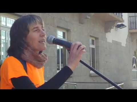 Manifestación agricultores en A Coruña 19 2 20
