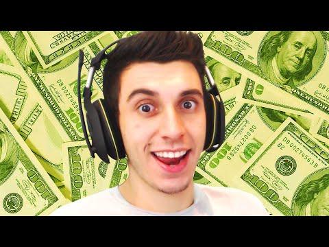 GANHANDO R$1000 EM 5 MINUTOS! - CS:GO