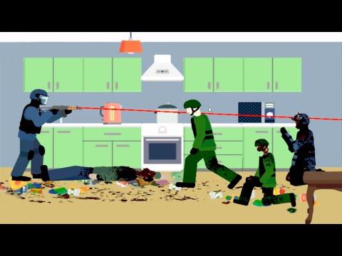 YAŞAMAK İÇİN ZOMBİLERİ BİÇ [] FLAT ZOMBİES : DEFENSE & CLEANUP [] TÜRKÇE
