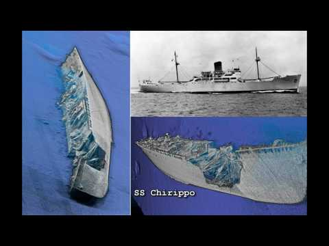 Before and After: Images of Historical Shipwrecks