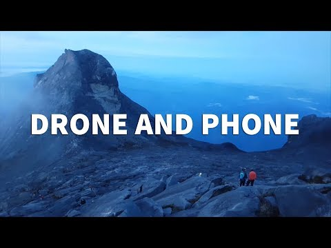 Drone and Phone: Malaysia Adventure - Conquering Mt Kinabalu