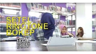 Download Video SETEL RINGTONE SEX BOKEP DI PERPUSTAKAAN UMUM! - RANDOM // TFF #3 MP3 3GP MP4