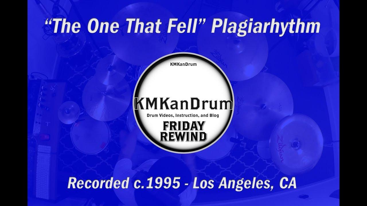 Friday Rewind Playlist Week 2: The One That Fell by Plagiarhythm