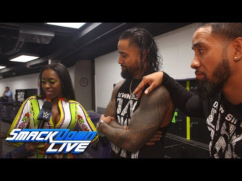 Naomi & The Usos want payback on Rusev Day: SmackDown Exclusive, May 29, 2018