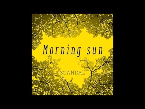 Morning Sun SCANDAL (Yellow)