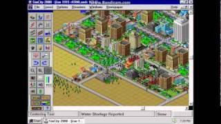 Simcity 2000 (PC) - Part 2
